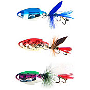 Joe's Flies Spoon Striker Series Lures - 3 Pack