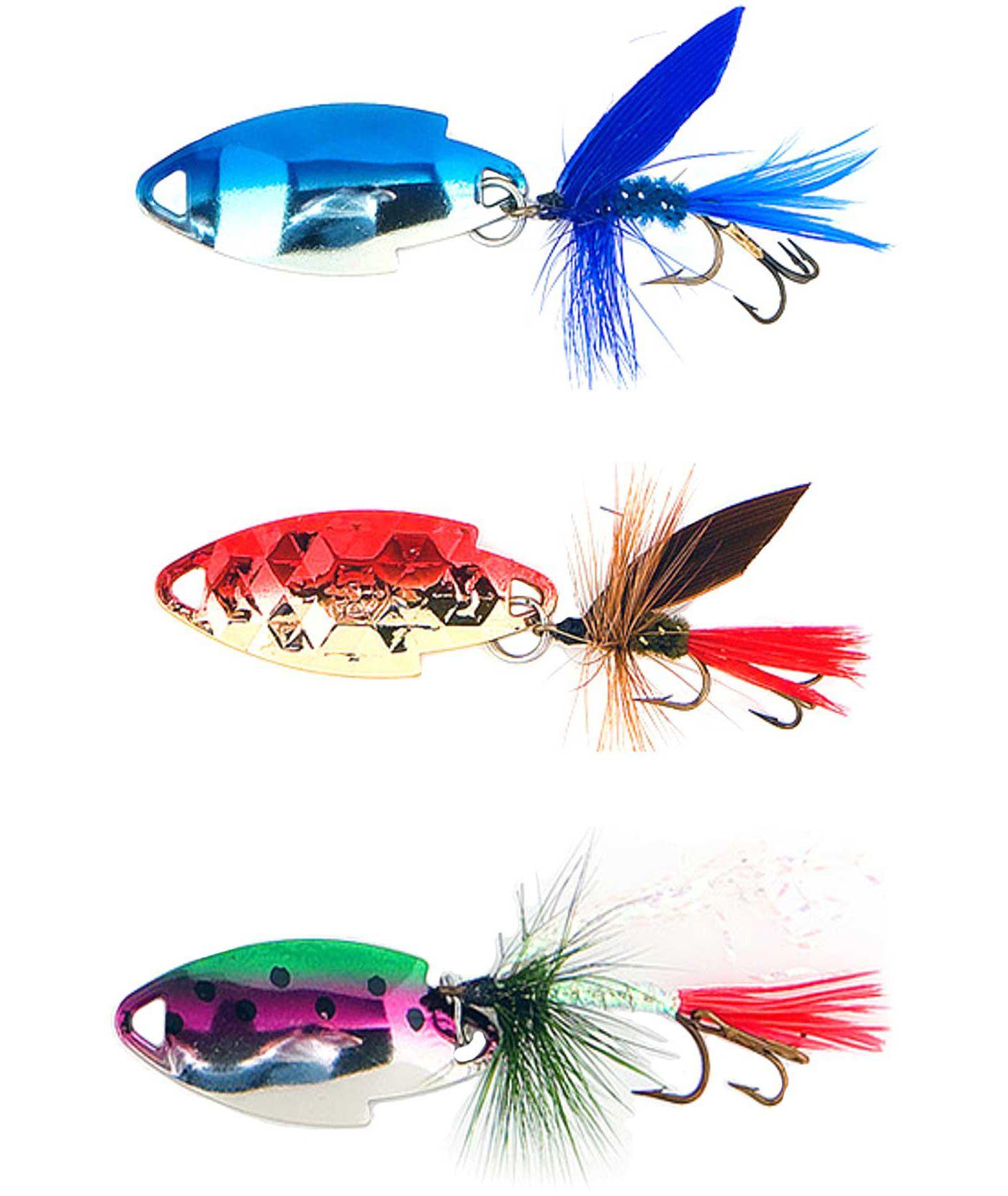 Joe's Flies Spoon Striker Series Lures - 3 Pack