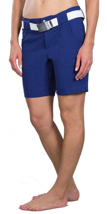 Jofit Women's Belted Shorts