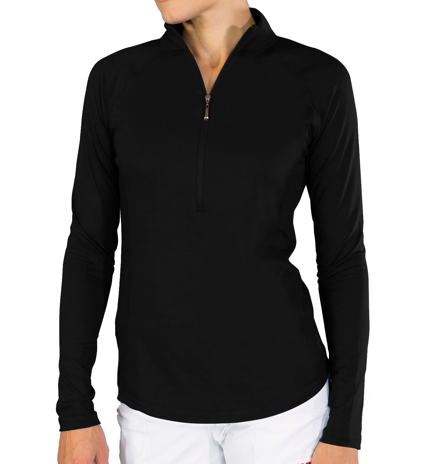 Jofit Women's Brushed Long Sleeve Mock