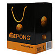 iPong Indoor Table Tennis Balls - 100 Pack