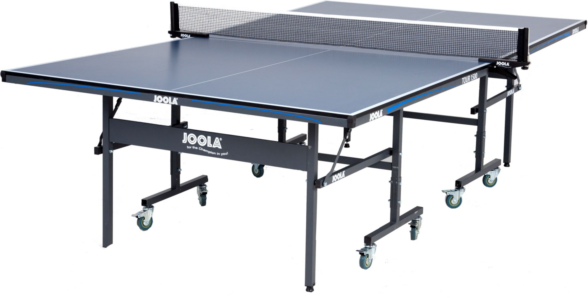 Joola Tour 1500 Indoor Table Tennis Table With Net Set