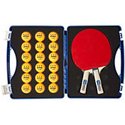 JOOLA Tour Competition Table Tennis Case Set