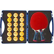 JOOLA Tour Expert Table Tennis Case Set