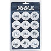JOOLA Three-Star Table Tennis Balls 12 Pack