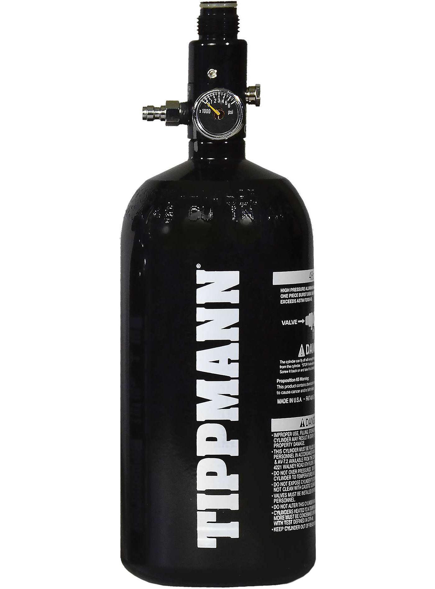 Tippmann .48/3000 High Pressure Compressed Air Tank