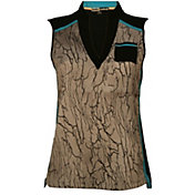 Jamie Sadock Women's Crackle Sleeveless Top