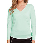 Jamie Sadock Women's Sunsense Long Sleeve Top