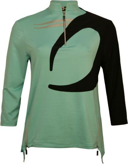 Jamie Sadock Women's 3/4-Sleeve Top