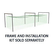 Jugs N3000 #3 Slow Pitch Softball Batting Cage Net (191 lb.)