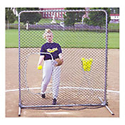 Jugs 6' Quick-Snap Softball Pitcher's Protective Screen