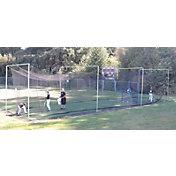 Jugs N1900 #9 Baseball Batting Cage Net (191 lb.)