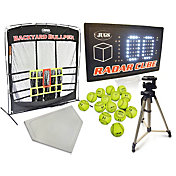Jugs Backyard Bullpen Softball Package