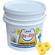Jugs Lite-Flite Bucket of Baseballs - 18 Pack