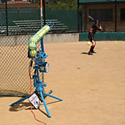 Jugs Lite-Flite Pitching Machine Softball Feeder