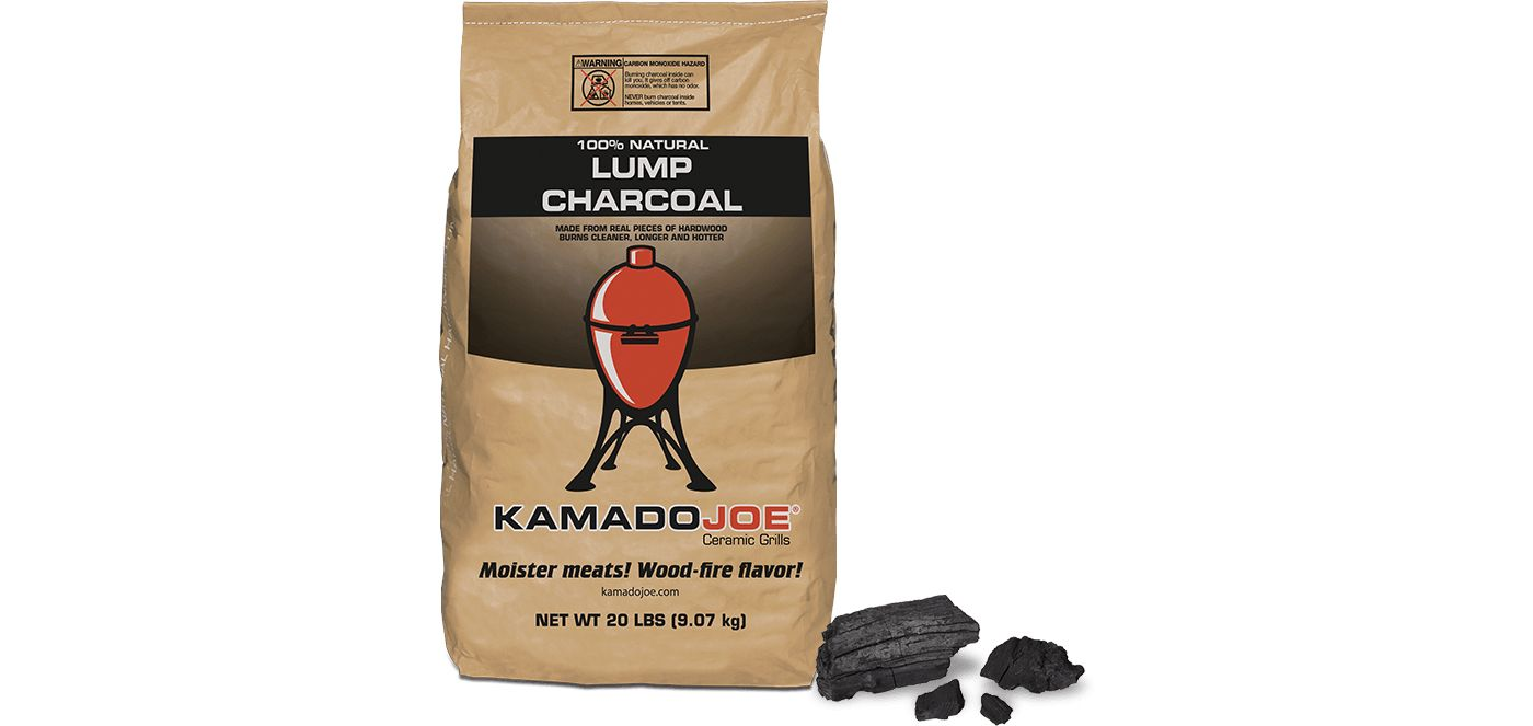 Kamado Joe Clean-Burning Lump Charcoal