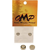 OMP #392 Silver Oxide Battery 2 Pack