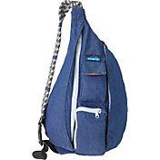 KAVU Rope Bag in Denim