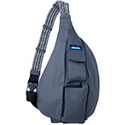 KAVU Rope Bag in Grey