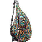 KAVU Rope Bag in Pixel Place