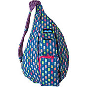 KAVU Rope Bag in Popsicle Party