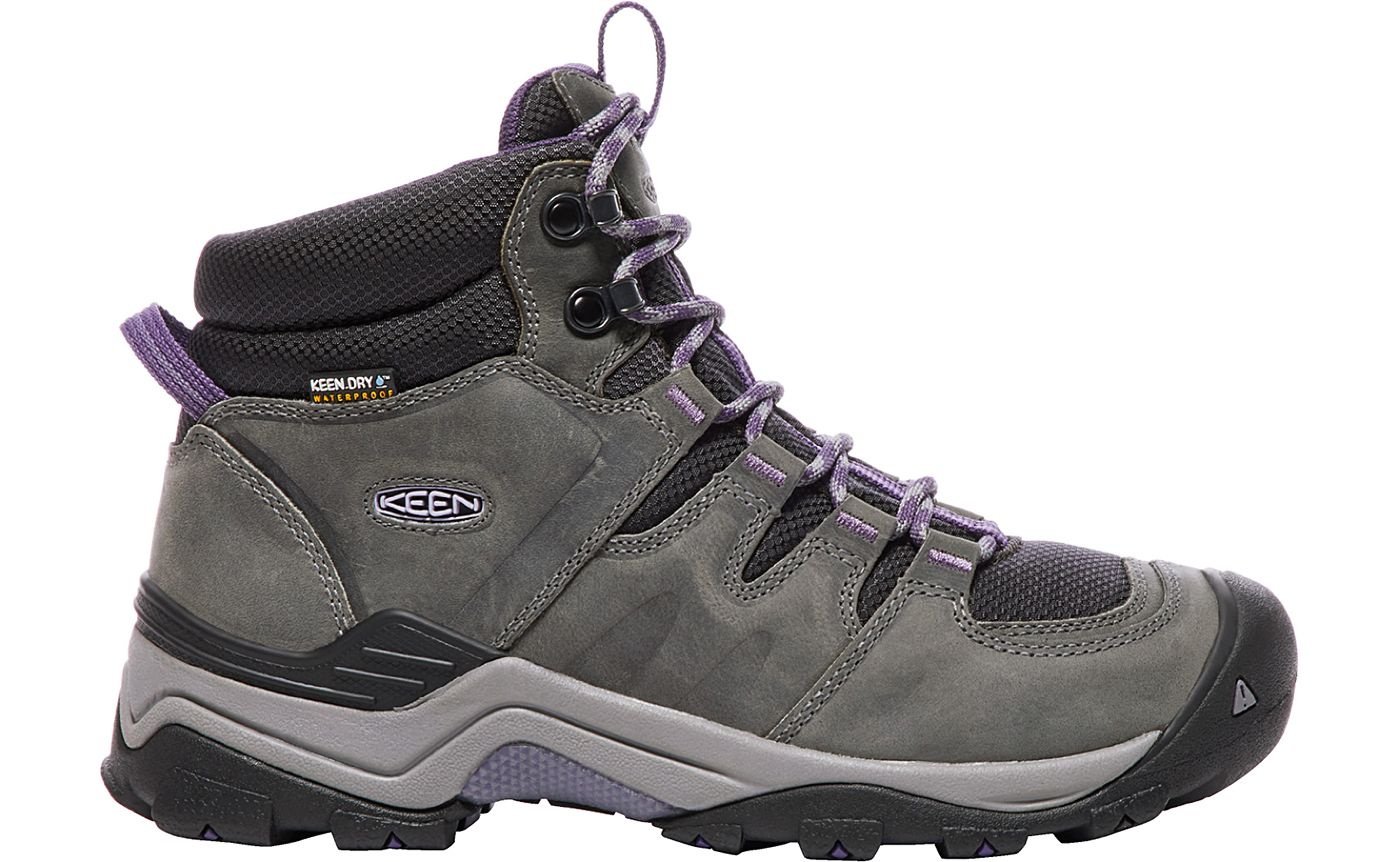 KEEN Women's Gypsum II Mid Waterproof Hiking Boots