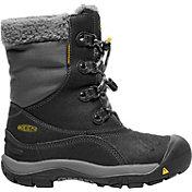 KEEN Kids' Basin 200g Waterproof Winter Boots
