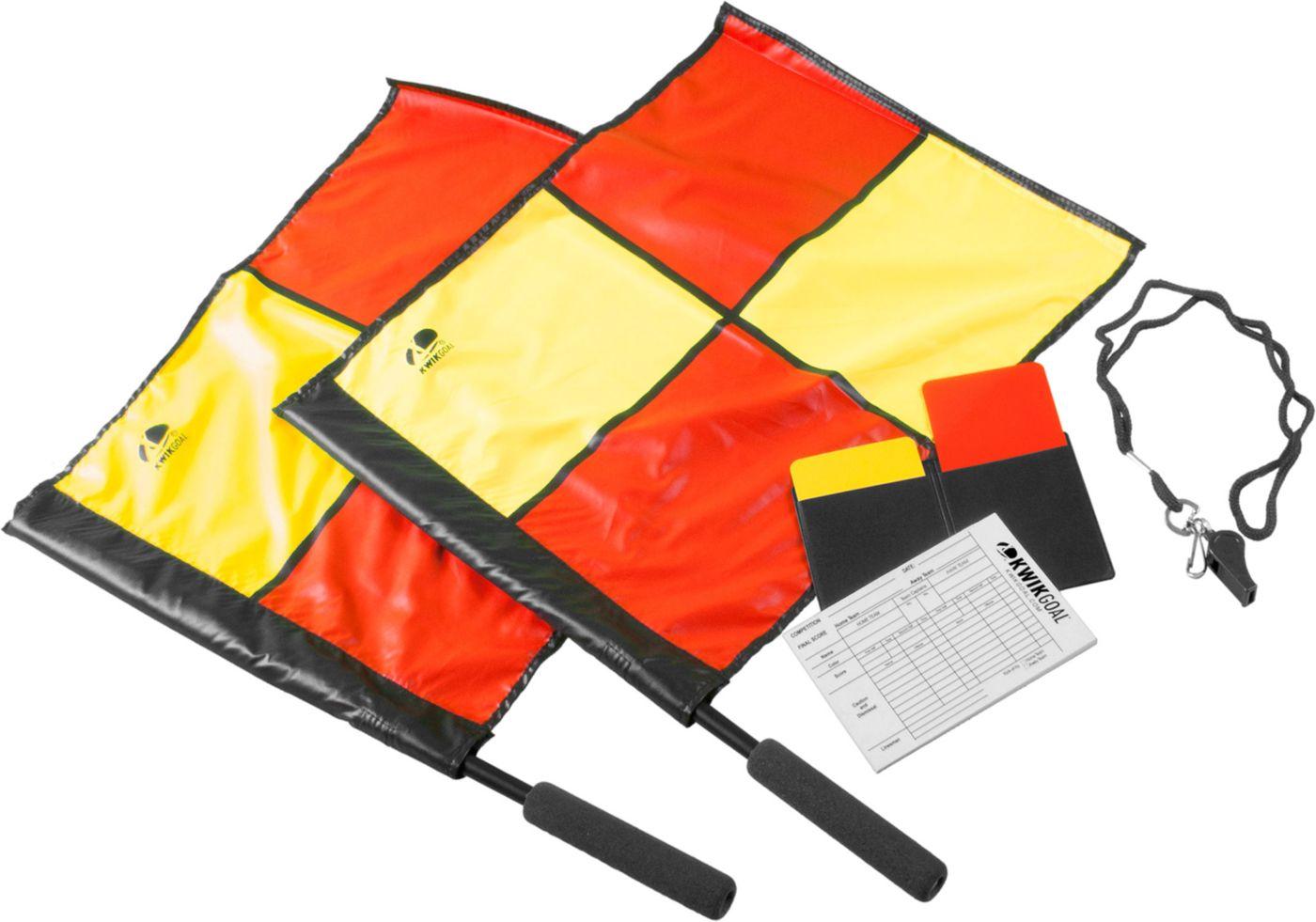 Kwik Goal Premier Soccer Referee Kit