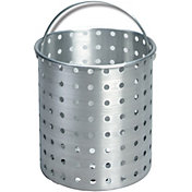 King Kooker 30 Quart Punched Aluminum Basket