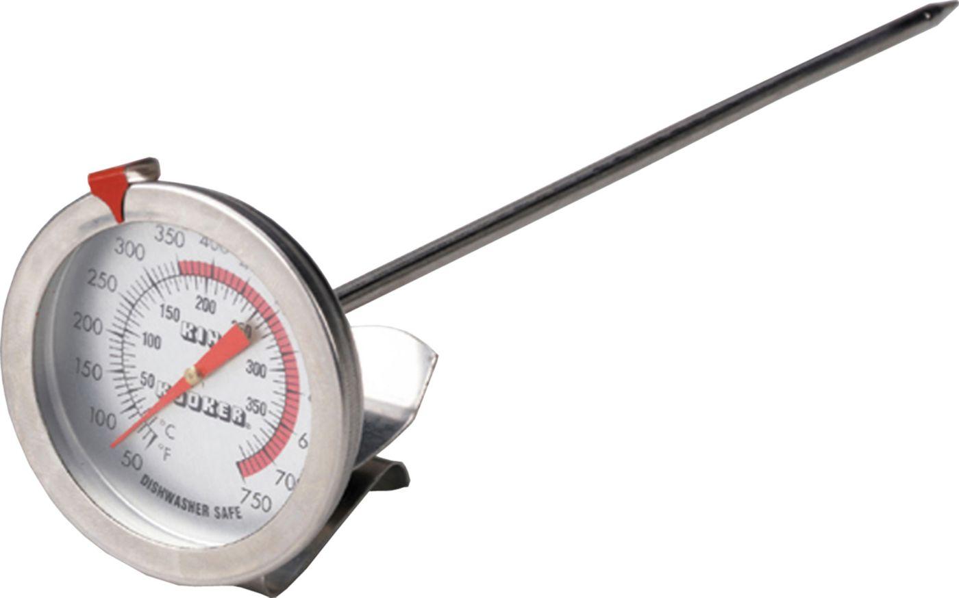 "King Kooker 8"" Deep-Fry Thermometer"