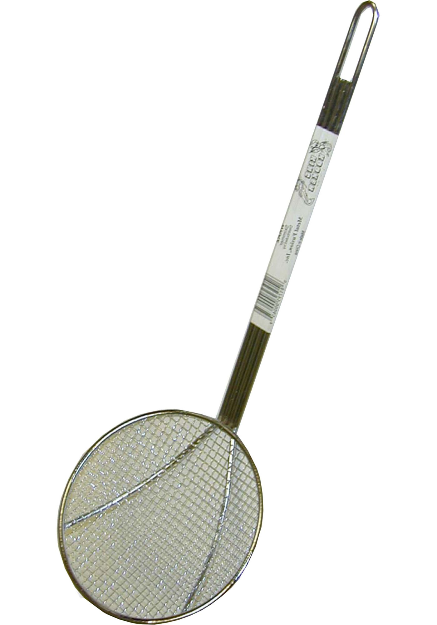 "King Kooker 20"" Heavy Duty Wire Mesh Skimmer with 6"" Bowl"