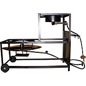 "King Kooker Portable Propane 30"" Fryer/Boiling Cart Package"