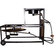 "King Kooker Portable Propane 30"" Fryer/Boiling Cart Package"