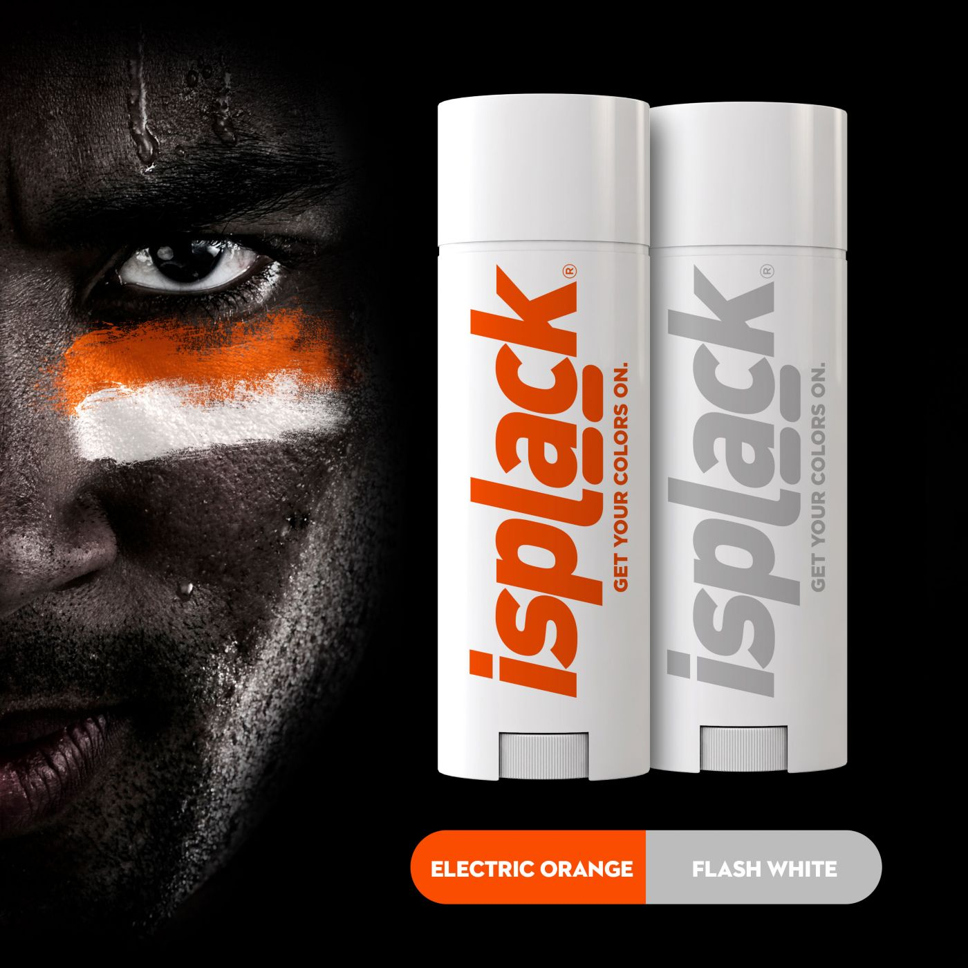 iSplack Colored Eyeblack - Two-Pack