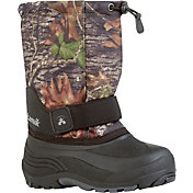 Kamik Kids' Rocket Camo Waterproof Winter Boots