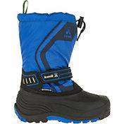Kamik Kids' Snowcoast Insulated Winter Boots