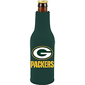 Kolder Green Bay Packers Bottle Koozie with Zipper