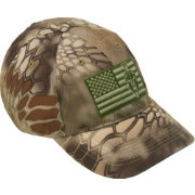 b6e58a1e492 Kryptek Men s American Flag Hat