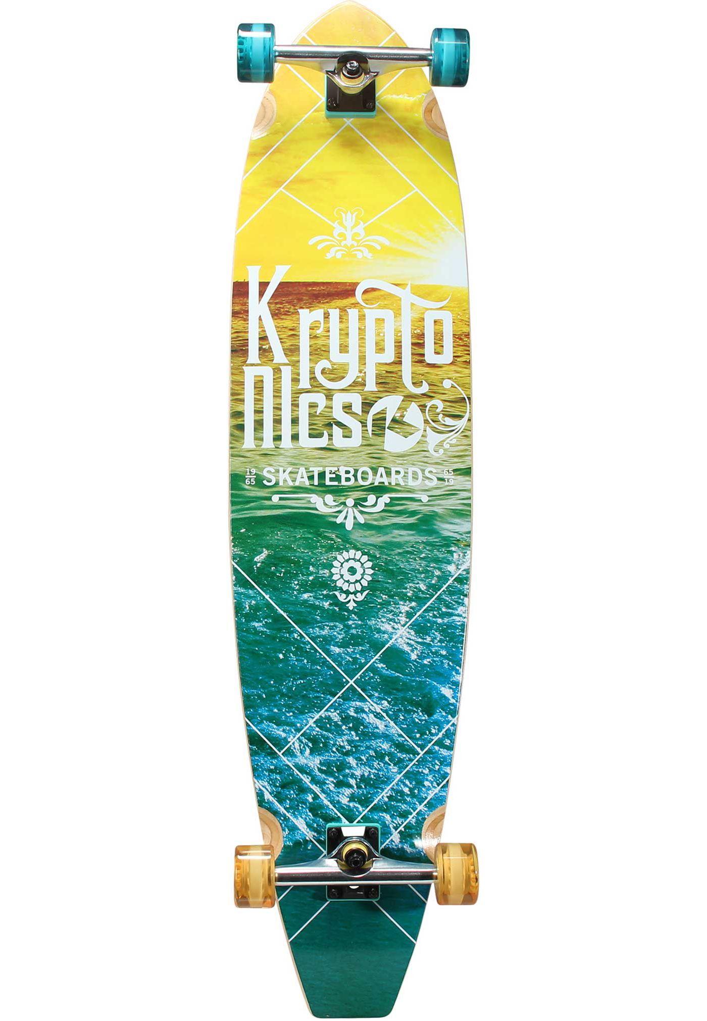 Kryptonics 44'' Blocktail Longboard