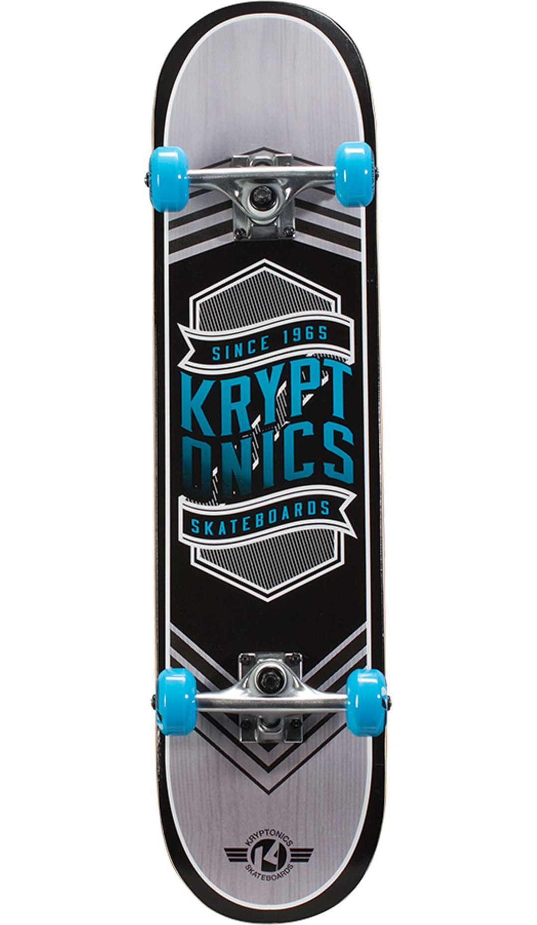 f35f513dbf Kryptonics 31'' Drop-In Series Skateboard | DICK'S Sporting Goods