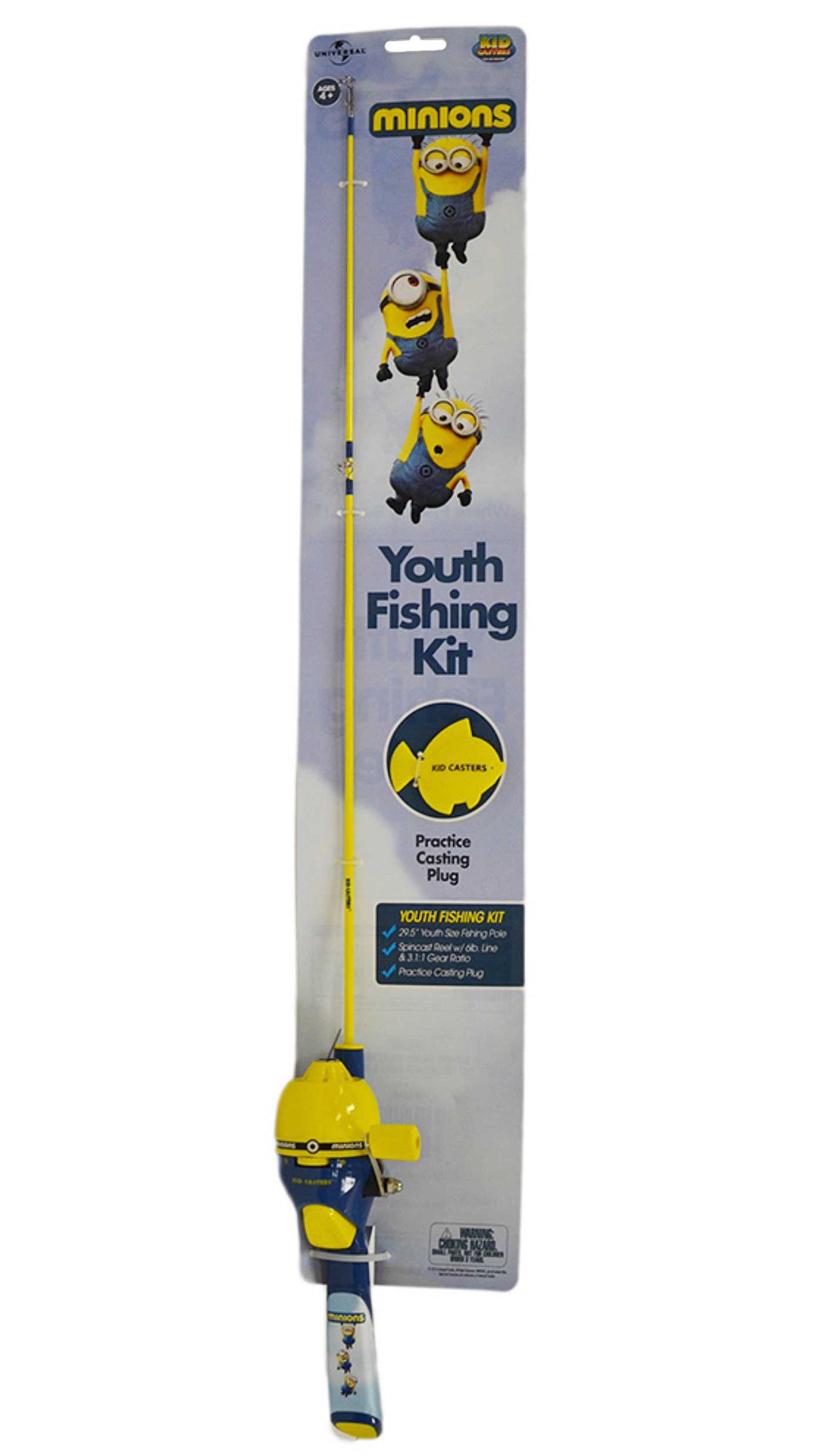 Lil' Anglers Despicable Me Youth Fishing Kit