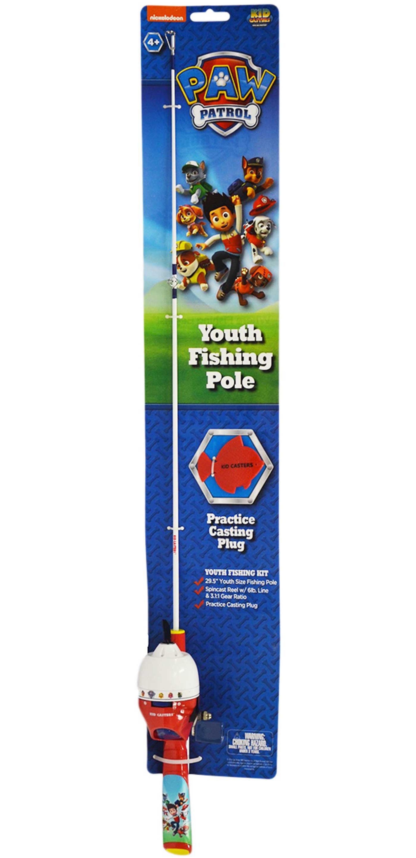 Lil Anglers Paw Patrol Youth Fishing Kit