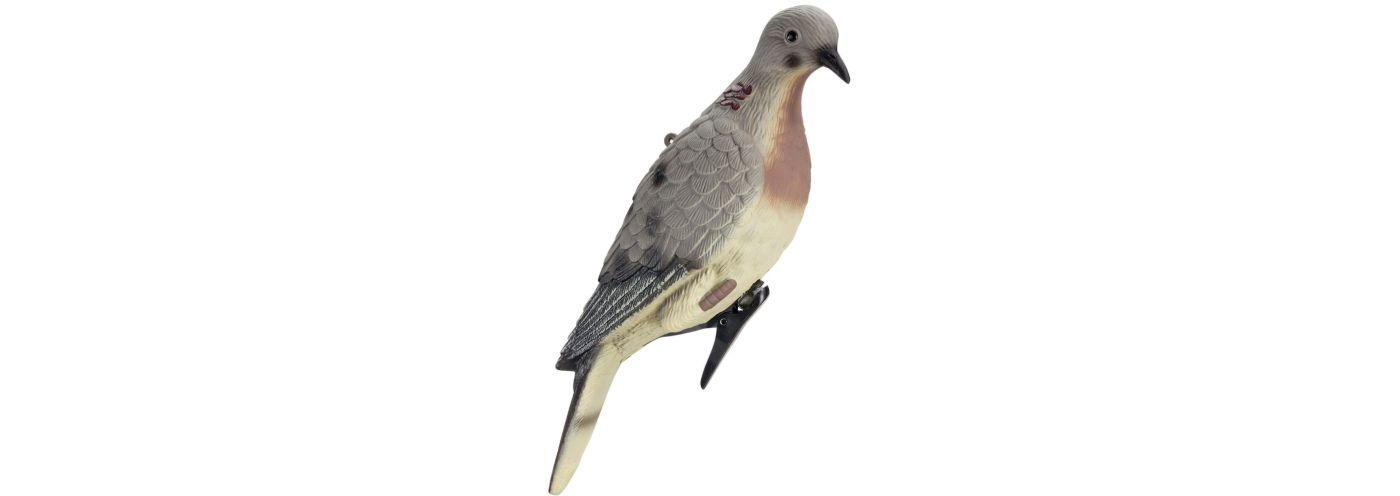 Lucky Duck Clip-On-Dove Decoy