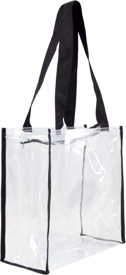 Little Earth Ncaa Clear Stadium Bag