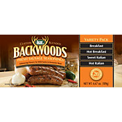 LEM Custom-Blended Backwoods Sausage Seasoning Variety Pack
