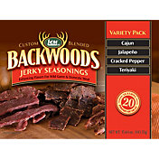 LEM Custom-Blended Backwoods Seasoning Variety Pack