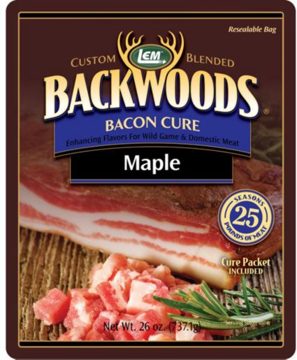 LEM Backwoods Maple Bacon Cure