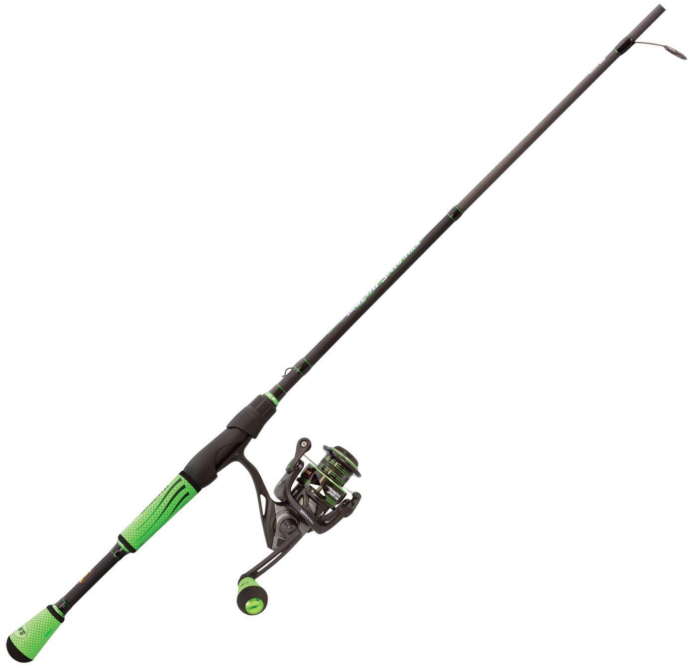 Lew's Mach II Metal Speed Spinning Combo