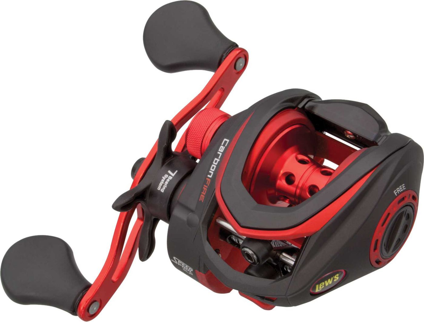 Lew's Carbon Fire Speed Spool Baitcasting Reel