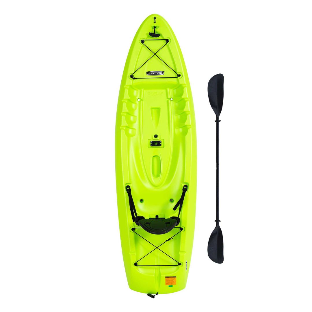Lifetime Hydros 85 Angler Kayak with Paddle   DICK'S Sporting Goods